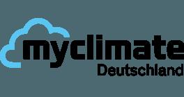 Myclimate Deutschland Logo, Partner von Calenso