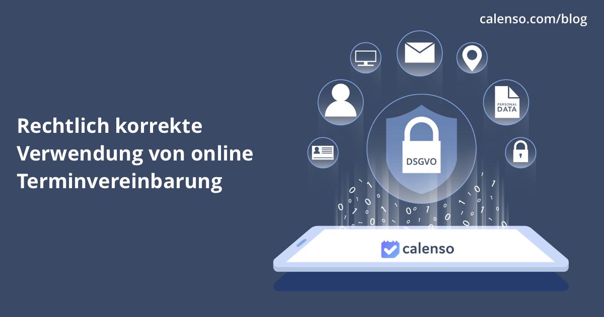 Handy mit Zahlen, welche Richtung DSGVO, Kunde, Mail, persönliche Daten etc. gehen, als Symbolbild zu rechtlichen Verwendung von Calenso