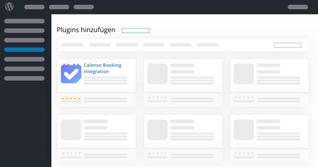 Calenso WordPress Plugin