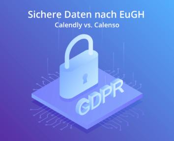 Schloss mit GDPR welches auf eine Grafikkarte fällt, als Sinnbild für den Datenschutz, Daten